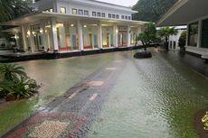 Pintu Air Manggarai Meluap, Depan Istana Negara dan Bundaran HI Kebanjiran