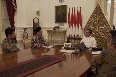 Jokowi Heran Pilkada DKI Selesai, tetapi Suhu Politik Masih Panas