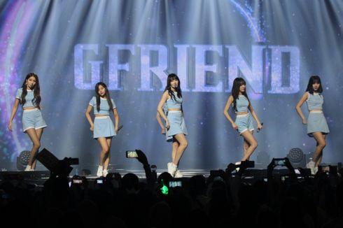Kala GFriend Bawakan Lagu Milik BTS dan EXO di Music Bank in Jakarta