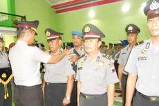 Kado Tahu Baru, 105 Polisi Demak Naik Pangkat