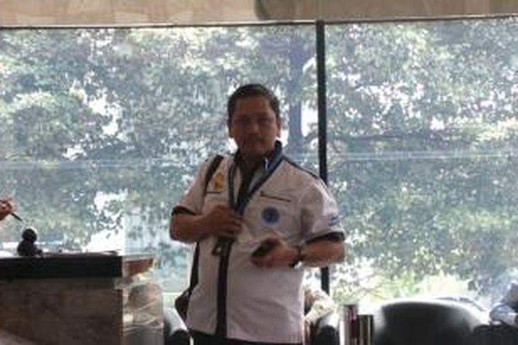 Humas BNN Kombes (Pol) Sumirat Dwiyanto
