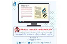 Ditutup 2 Hari Lagi, Ini Formasi CPNS yang Kurang Diminati di Kabupaten Tangerang