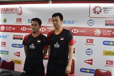 Indonesia Masters 2020, Ahsan/Hendra yang Tak Pantang Menyerah