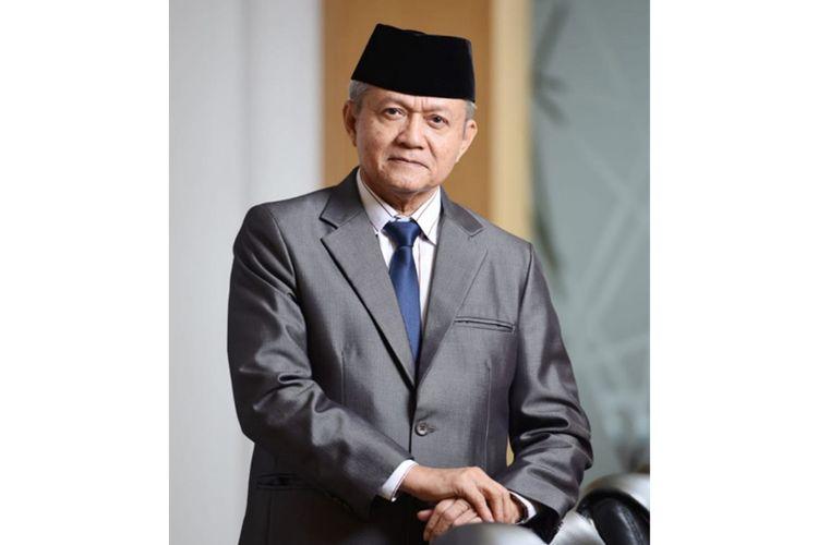 Dr. H. Anwar Abbas, M.M, M.Ag., Pakar Ekonomi Syariah.