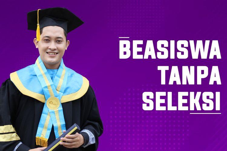Melalui program Beasiswa Tanpa Syarat (BTS) Universitas Nusa Mandiri (UNM), mahasiswa bisa mendapatkan potongan biaya kuliah sebesar 25 persen dan potongan biaya uang gedung sebesar 25 persen.