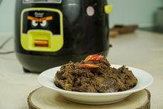 Resep Rendang Sapi Rice Cooker, Simpel dan Tetap Enak