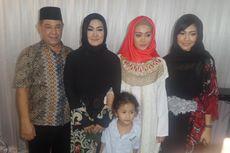 Keluarga Julia Perez Belum Bisa Tentukan Waktu Peresmian Mushala di Serang