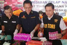 Polisi Tangkap Sindikat Pembuat Liquid Vape dan Tembakau Narkoba