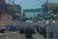 Puncak Bogor Macet Berjam-jam Imbas Kedatangan Rizieq Shihab