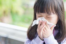 Waspada! Cuaca Tidak Menentu Dapat Membuat Anak Gampang Sakit