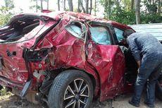 Cerita Pengemudi yang Selamat dari Kecelakaan karena Pakai Seat Belt, padahal Mobil Hancur Berantakan