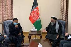 Taliban Kembali Berkuasa, JK Optimistis Indonesia Tak Putus Hubungan Diplomatik dengan Afghanistan