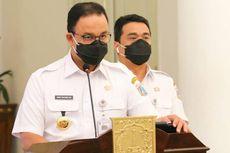Anies Perpanjang Masa PSBB Ketat di Jakarta sampai 8 Februari