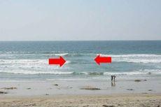 Ini Dugaan BMKG soal Penyebab 4 Wisatawan Terseret Ombak di Pantai Parangtritis, Yogyakarta