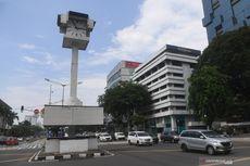 Oktober, Tugu Jam Thamrin Dipindahkan Selama Konstruksi MRT Fase 2A