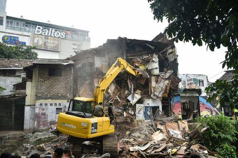 Polisi Diminta Usut Kekerasan Aparat dalam Penggusuran di Tamansari, Bandung
