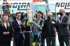 Misano Melepas Rossi: Grazie Vale!