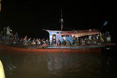 Diduga TKI Ilegal dari Malaysia, 115 Orang Dewasa dan Balita Dicegat TNI AL di Pulau Jemur