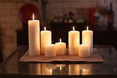 Lilin, Lebih dari Sekadar Teman Makan Malam