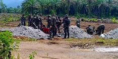 Pembangunan Huntara Korban Banjir Luwu Utara Ditargetkan Selesai Satu Bulan