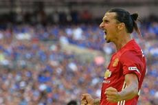 Tanpa Ibrahimovic, di Mana Posisi Man United?