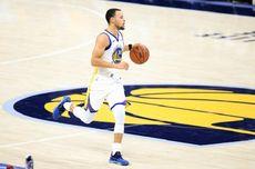 Hasil NBA - Curry Tampil Cemerlang Bawa Warriors Gebuk Lakers