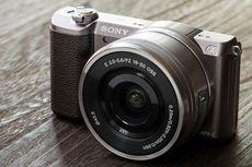 Sony a5100, Kamera Mirrorless Terkecil dan Terkencang
