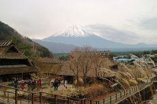 Mencoba Internet Roaming Smartfren di Jepang, dari Fuji hingga Tokyo