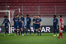 Hasil Olympiakos Vs Arsenal, The Gunners Pulang Bawa 3 Gol Tandang
