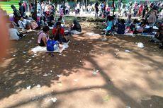 Sampah Berserakan di Taman Margasatwa Ragunan, Ini Kata Pengelola