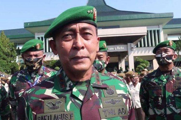 saat menjabat Pangdam IV/Diponegoro.