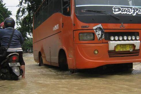 Ribuan Rumah di 10 Kecamatan di Kendal Terendam Banjir