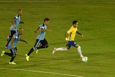 Ketika Neymar Dipuji Kawan dan Lawan...