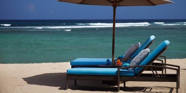 Pantai di Nusa Dua, Bali