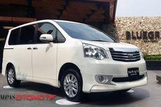 Menilik Harga Mobil Bekas Toyota NAV1, Berjuluk Alphard Versi Murah
