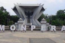 Sejarah Pembangunan Monpera Palembang, Saksi Bisu Perang 5 Hari 5 Malam