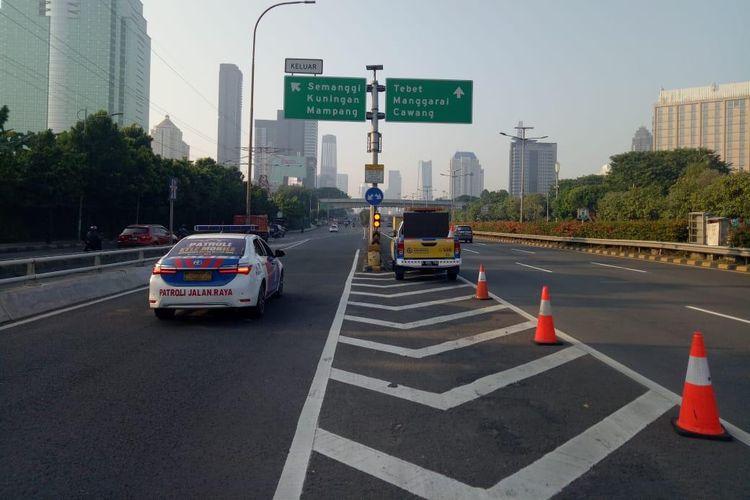 Jalan Tol Dalam Kota.