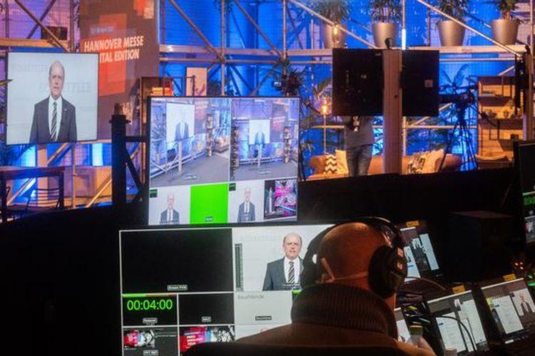 Pameran Hannover Messe 2021 telah sukses terselenggara pada 12-16 April 2021
