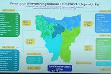 Ketika Masih Ada Zona Merah pada Masa PSBB Transisi, 66 RW di Jakarta Jadi Perhatian Khusus...