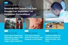 [POPULER TREN] Benarkah BSU Guru Honorer Cair September? | Sosok Terkuat Panglima TNI Pengganti Hadi Tjahjanto