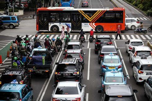 Raih Penghargaan STA, Pemprov DKI Dinilai Masih Punya PR Benahi Transportasi