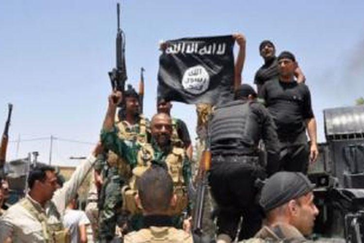 Selain di Irak utara, militan ISIS juga menguasai lebih banyak kota dan desa di Suriah utara