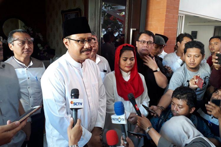 Gus Ipul dan Puti Guntur Soekarno