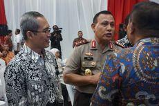 Jelang Dilantik sebagai Ketua KPK, Komjen Firli Terima Tanda Kehormatan dari Polri