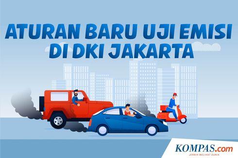 INFOGRAFIK: Aturan Baru Uji Emisi di DKI Jakarta