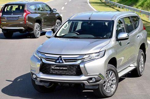 "Mitsubishi Mulai Buka Pesanan ""All New"" Pajero Sport"