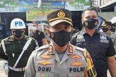 Polisi: Video Viral Makan Nasi Liwet di Jalan Ternyata Syukuran PKL, Sambut PPKM Berakhir