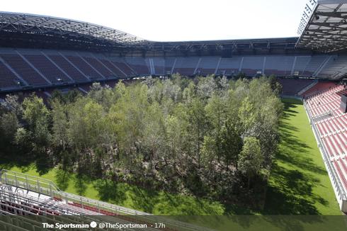 Ketika Bekas Stadion Piala Eropa 2008 Kini Menjadi