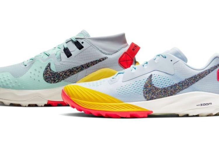 Nike Wildhorse 6 dan Nike Air Zoom Terra Kiger 6