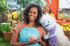 Sinopsis Serial Anak Waffles + Mochi yang Dibintangi Michelle Obama